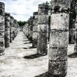 Historic place in Chichen Itza Mexico - Foto de Stock