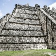 Historic place in Chichen Itza Mexico - Stock fotografie