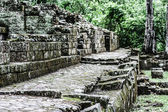 Temples in the Copan Ruinas, Honduras — Stock Photo