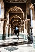Hassan ii. kazablanka, fas camii — Stok fotoğraf