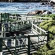 Boulders Beach, Cape Town South Africa — Stock Photo