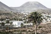 伝統的な家、ランサローテ島、カナリア諸島, スペイン — ストック写真