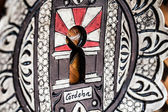 Cordoba, i̇spanya - açık detay, dekoratif el endülüs çin boyalı — Stok fotoğraf