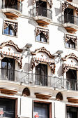 Old architecture in of the famous city Cordoba in Spain — Stock Photo
