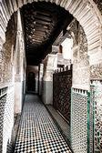 Esta madraza es una escuela religiosa o universidad para el estudio de la religión islámica. — Foto de Stock