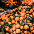 Various fruits at vegetable market. — Stock Photo
