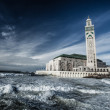 The Mosque of Hassan II in Casablanca, Africa — Stock Photo #23257948