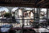 Traditionell restaurang i fes, marocko — Stockfoto