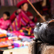 Traditional village in Peru, South America. — Stock Photo #26813677