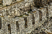 Machu Picchu, the ancient Inca city in the Andes, Peru — Stockfoto