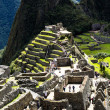 Stock Photo: Machu Picchu, ancient Inccity in Andes, Peru