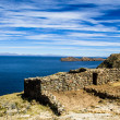 Isla del Sol on the Titicaca lake, Bolivia. — Stock Photo #27154713