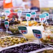 Typical spanish food market. — Stock Photo #27429339