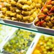 Typical spanish food market. — Stock Photo #27429493