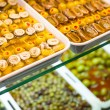 Typical spanish food market. — Stock Photo #27429517