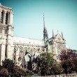 Notre Dame Cathedral, Paris, France. — Stock Photo #27713025