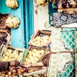 Traditional moroccshop in Tanger. — стоковое фото #27743157