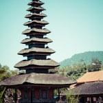 Pura Besakih. - largest hindu temple of Bali, Indonesia — Stock Photo #27814993