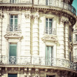 Noble historic house in Marseille in South France — Stock Photo #28077217