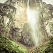 Angel Falls ( Salto Angel ) is worlds highest waterfalls (978 m), Venezuela — Stock Photo #28156591