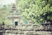 Hinduskie świątyni prambanan. indonezja, java, yogyakarta — Zdjęcie stockowe