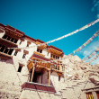 Thiksey Monastery, Ladakh,India — Photo