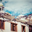 Chokhang Vihara, Leh, Ladakh, India — Stock Photo