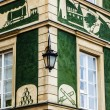 Old Town in Warsaw, Poland. — Stock Photo