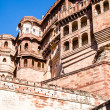 Mehrangarh Fort in Jodhpur, Rjasthan, India  — Stock Photo