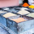 Traditional spices market in India. — Stock Photo #34551085