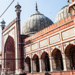 Jama Masjid Mosque, old Delhi, India. — Stock Photo #34606933