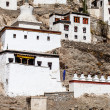 Thiksey Monastery, Ladakh,India — Stock Photo #34615819