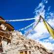 Monastery, Shey, Ladakh, India — Stock Photo