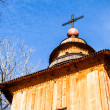 Chapel in Jaszczurowka in Zakopane, Poland. — Stock Photo