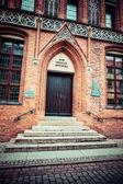 House of Nicholas Copernicus (Dom Mikolaja Kopernika), Torun, Poland — Foto de Stock