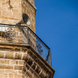 Stock Photo: Clock tower in Jaffa, tel aviv,israel