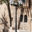 The old streets of Jaffa, Tel Aviv, Israel — Photo