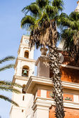 St. Peter's Church is a Franciscan Church in Jaffa, part of Tel Aviv, in Israel. — Stock Photo