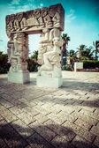 Arch in Jaffa, Israel — Stock Photo