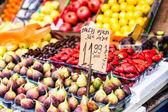 Meyve ve sebze çiftçi market — Stok fotoğraf