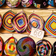 Stock Photo: Yarmulke - traditional Jewish headwear, Israel.