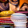 Yarmulke - traditional Jewish headwear, Israel. — ストック写真
