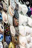Yarmulke - traditional Jewish headwear, Israel. — Stock Photo