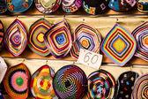 Yarmulke - traditional Jewish headwear, Israel. — Stock fotografie
