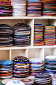 Yarmulke - traditional Jewish headwear, Israel. — Photo