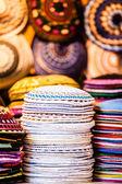 Yarmulke - traditional Jewish headwear, Israel. — Foto de Stock