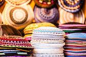 Yarmulke - traditional Jewish headwear, Israel. — 图库照片