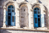 Traditional architecture in Jerusalem, Israel. — Stock Photo