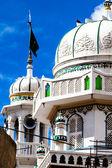 Beautiful Leh Mosque in old city Leh, Ladakh, Jammu and Kashmir, India — Stock Photo