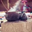 Traditional village in Peru, South America. — Stock Photo #39309727